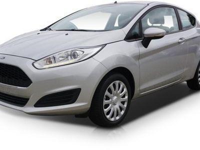 gebraucht Ford Fiesta 1.0 65PS Trend 3-türig Klima Navi SYNC LE