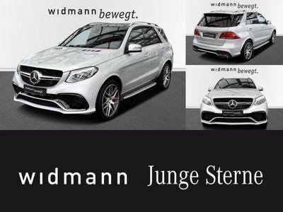 gebraucht Mercedes GLE63 AMG S 4M *Harman Kardon*Sitzklima*Drivers P.