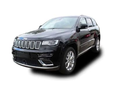gebraucht Jeep Grand Cherokee 3.0 V6 Multijet 4WD Automatik Summit