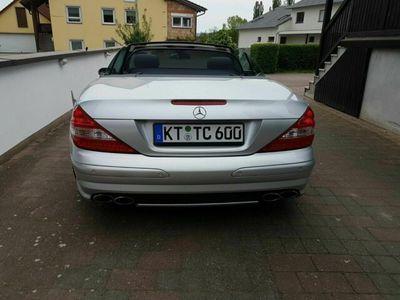 gebraucht Mercedes SL350 MercedesCabrio mit Kicherer Umbau ...