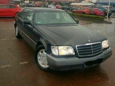 używany Mercedes 600 Mercedes w140SEL v12 mit Autogas auch...