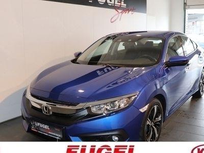 gebraucht Honda Civic Lim. 1.6 i-DTEC Elegance Navi ACC