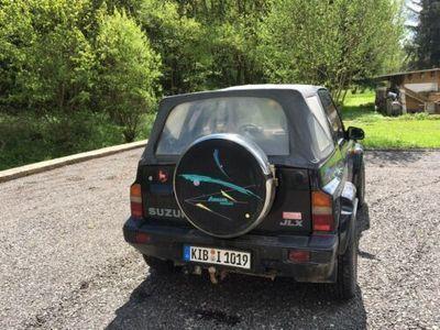 używany Suzuki Vitara