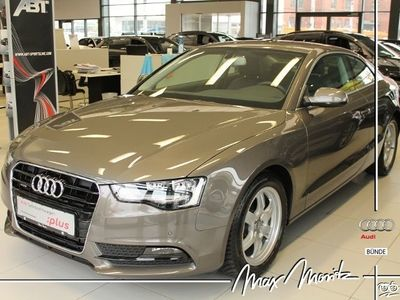 gebraucht Audi A5 Coupé 2.0 TDI qu Stronic/Sline/DAB