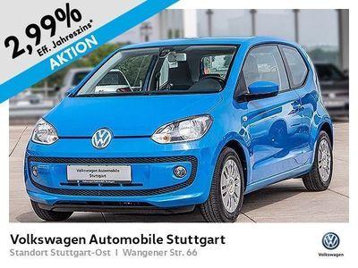 gebraucht VW up! up! up! move1.0 Navi Sitzheizung Klima PDC