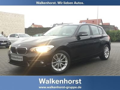 gebraucht BMW 116 i Advantage LED-Tagfahrlicht Multif.Lenkrad Klimaautom Tempomat