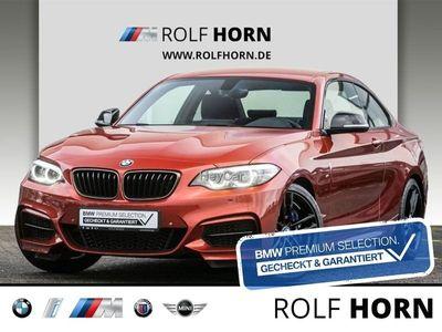 gebraucht BMW M240 M Sportpaket Autom. RKam Sitzhzg PDC HIFI
