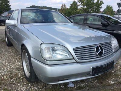 używany Mercedes 500 SEC