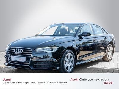 gebraucht Audi A6 Limousine 2.0 TDI S tronic *STANDH*NAVI*SHZ*