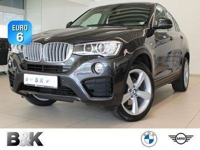 gebraucht BMW X4 xDrive28i