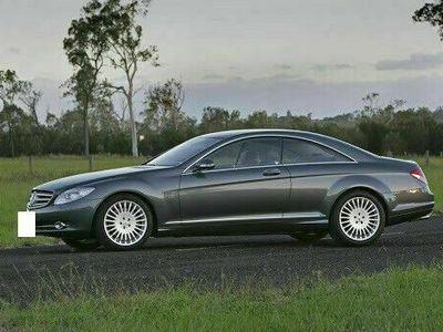gebraucht Mercedes CL500 7G-TRONIC Top Gepflegt