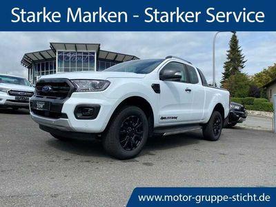 gebraucht Ford Ranger Wildtrak EXTRAKABINE #IDEAL#FÜR#WOHNKABINE
