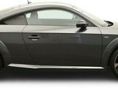 gebraucht Audi TT TT2.0 TFSI quattro S-tronic 3x S line LED/Tempo/Navi/Sportsi