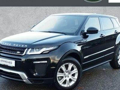 gebraucht Land Rover Range Rover evoque Range Rover Evoque 2.0 Si4 SE Dynamic AWD