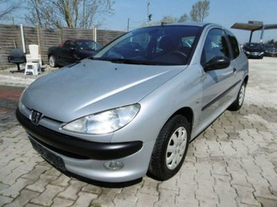 käytetty Peugeot 206 1.4 style+Klima+Euro 3/D4