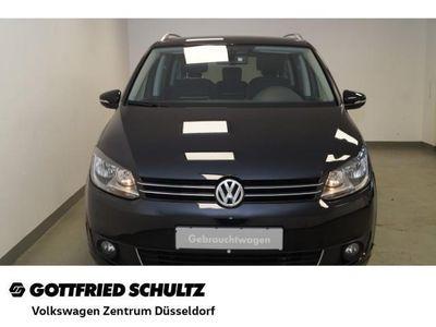 gebraucht VW Touran 1.6 TDI SCR BMT COMFORTLINE SOUND