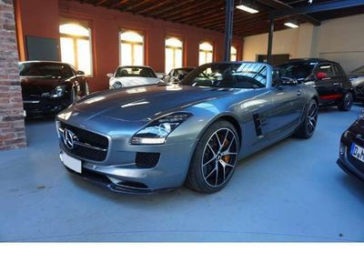 gebraucht Mercedes SLS AMG Roadster Final Edition bei Gebrachtwagen.expert