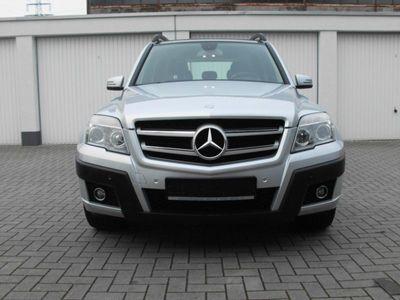 gebraucht Mercedes GLK220 CDI 4-Matic BE Top Zustand