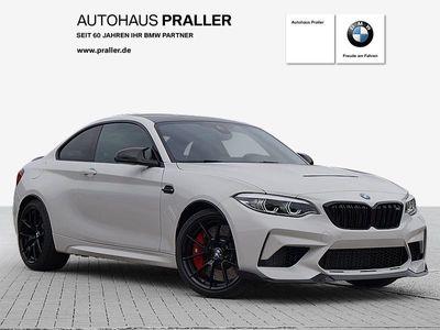 gebraucht BMW M2 CS 6-Gang Carbondach RFK Harman Kardon DAB LED