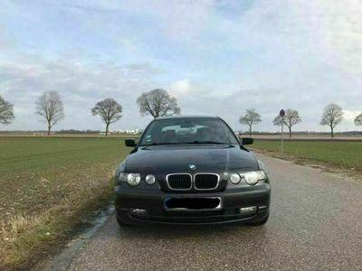 gebraucht BMW 316 Compact e46 Compact ti TÜV 06/22, Scheckheftgepflegt