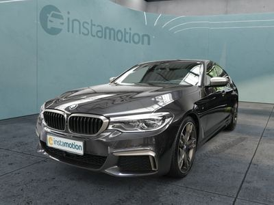 gebraucht BMW M550 M550 iA xDrive STANHDZ+NAVI+HUD+H/K+LED+PDC+KAM