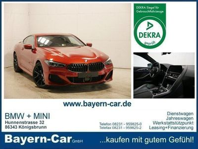 käytetty BMW 840 d xD MSport Sitzlüft.Standhz.LaserL.NightVi