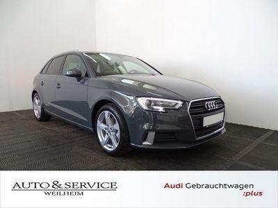 gebraucht Audi A3 Sportback Sport 30 TDI *VIRTUELL*XENON*EURO6