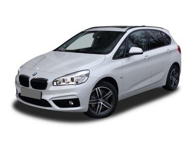 gebraucht BMW 220 Active Tourer dA Sport Line AHK Navi DAB LED
