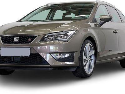 gebraucht Seat Leon LeonSportstourer 1.4 TSI FR Vollleder Navi LED