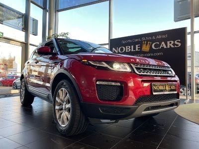 gebraucht Land Rover Range Rover evoque Si4 SE AWD XEN+NAV+PANO+RFK