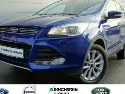 gebraucht Ford Kuga 2.0TDCi 2x4 Titanium +PDC +FS-/Sitzhzg