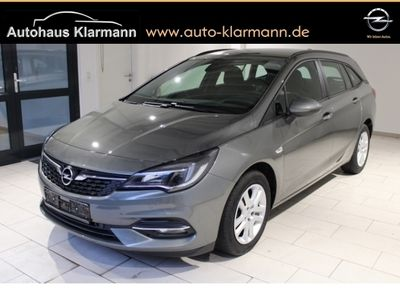 gebraucht Opel Astra Sports Tourer Business Start Stop 1.5 D EU6d Navi PDCv+h LED-Tagfahrlicht Multif.Lenkrad