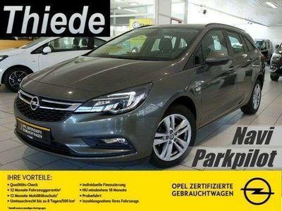 gebraucht Opel Astra ST 1.4 T 120 Jahre NAVI/PDC/KLIMA/SHZ