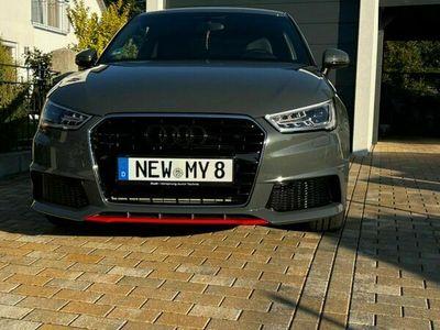 gebraucht Audi A1 1.8 TFSI sport