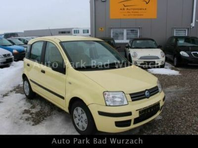 käytetty Fiat Panda 1.2 Alessi TÜV: 04-2019 + EURO-4 KAT