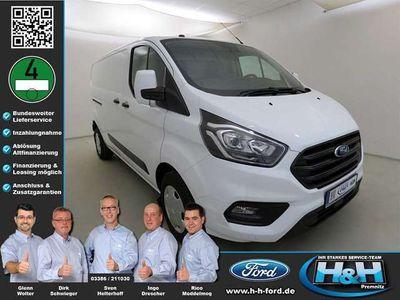 gebraucht Ford Custom Transit2.0 EcoBlue 320 L2 Trend (HeavyDuty+Sicht III)