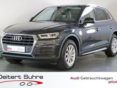 gebraucht Audi Q5 2.0 TDI LED Navi el. Heckdeckel SHZ GRA