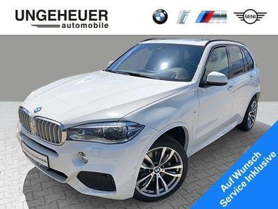 gebraucht BMW X5 xDrive40d M Sportpaket Head-Up HK HiFi LED