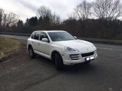 gebraucht Porsche Cayenne Diesel Tiptronic S Schiebedach AHK Navi