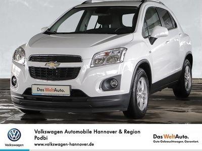 gebraucht Chevrolet Trax 1.4 LS+ 4x4 GRA Klima Einparkhilfe