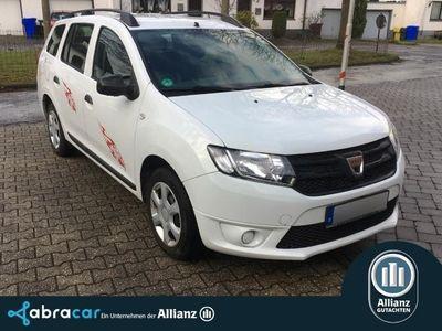 käytetty Dacia Logan MCV II Ambiance 1.2 75