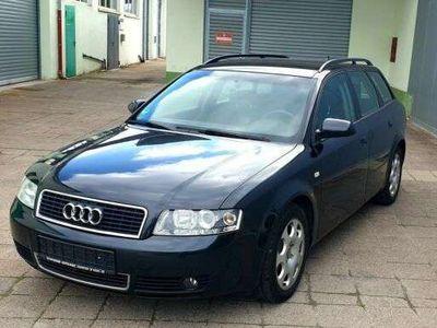 gebraucht Audi A4 Avant 1.9 TDI/AUTOMATIK/NAVI
