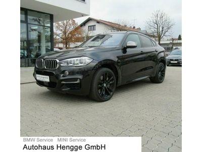 gebraucht BMW X6 M50 d Vollausstattung AHK Standheizung