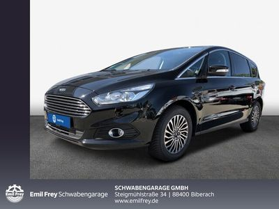 gebraucht Ford S-MAX S-Max1.5 Eco Boost S&S*Titanium*Navi*Kamera*7-Sit