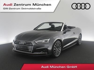gebraucht Audi A5 Cabriolet 40 TDI S line Virtual LED Assistenz Lede