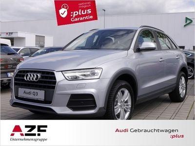 gebraucht Audi Q3 2.0 TDI, NP 39.550, MMI Radio, Bluetooth, GRA