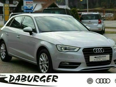 gebraucht Audi A3 Sportback 1.4 TFSI S-Tronic (ACC,Xenon,PDC) als Limousine in Ruhpolding