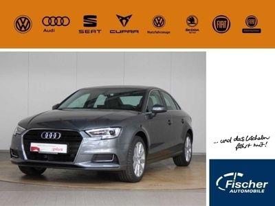 gebraucht Audi A3 Limousine design 1.5 TFSI 110 kW (150 PS) S tronic