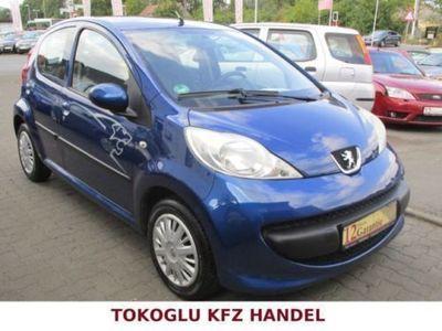 gebraucht Peugeot 107 Filou 1,0l***EURO 4,5-KAT***KLIMA***5 TÜRIG*