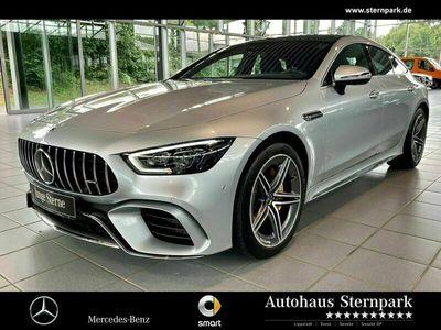 gebraucht Mercedes AMG GT 63 S 4M+ 'Pano'AHK'KeylessGo'HeadUp'360°' Navi